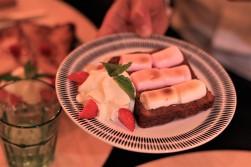Brioche nutella et mashmallow